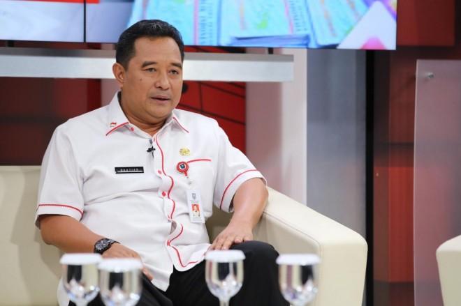 Kepala Pusat Penerangan Kemendagri, Bahtiar Baharuddin. Foto : Ist