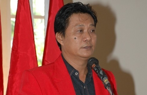 Wakil Ketua DPRD Provinsi Jambi Chumaidi Zaidi yang berstatus tersangka. Foto : Dok Jambiupdate