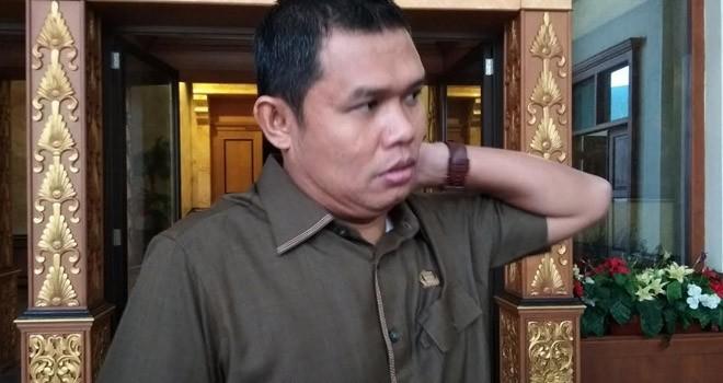 Sekretaris DPD I Golkar Provinsi Jambi, Supardi Nurzain. Foto : Safwan / Jambiupdate