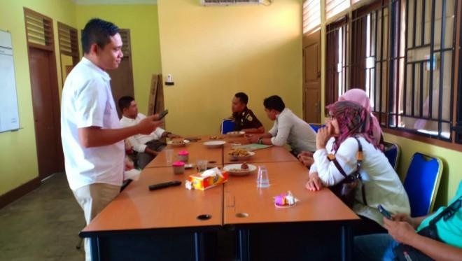 Gakumdu Gelar Penyidikan Kasus Rahmad Derita di Bawaslu Batanghari. Foto : Reza / Jambiupdate