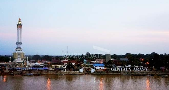 Gentala Arasy. Foto : Dok Jambiupdate