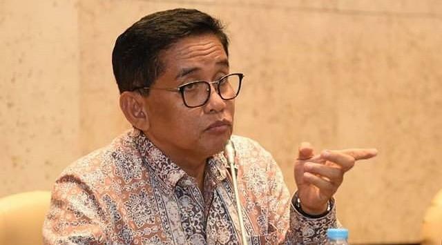 Ketua DPW PAN Provinsi Jambi, H. Bakri. Foto : Ist