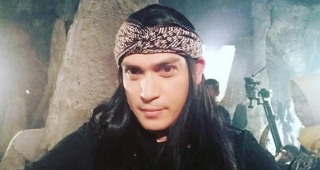 Aktor Mahesa. Foto : Instagram