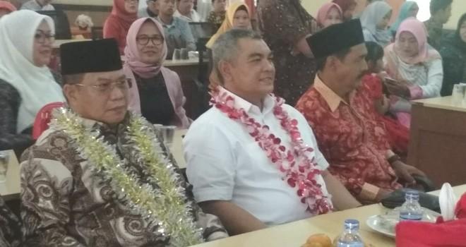 Agus Roni Penuhi Undangan Pelantikan HKK Muaro Jambi. Foto : Ist