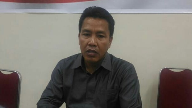 Pimpinan Bawaslu Provinsi Jambi, Aprizal.