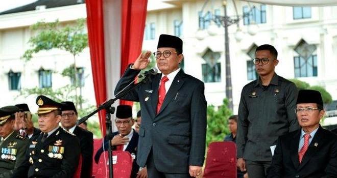 Gubernur Definitif Jambi, Fachrori Umar. Foto : Ist