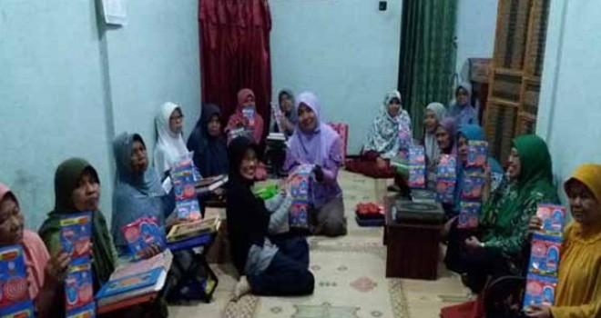Para emak pendukung Prabowo - Sandi. Foto : Ist