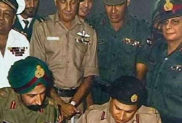 Perang Indo-Pakistan Tahun 1971 Dimulai Pada Tanggal 3 Desember Tahun 1971 Dan Berlangsung Selama 13 Hari, Setelah Itu, Pakistan Menyerah Kepada India Dan Bangladesh. Foto : India Today