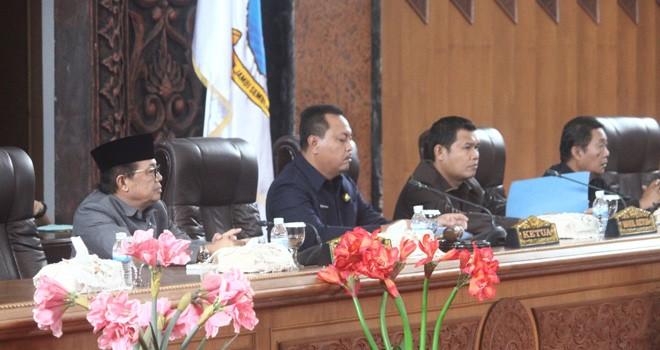 DPRD Jambi Sahkan Perda Perlindungan Perempuan Dan Anak. Foto : Ist