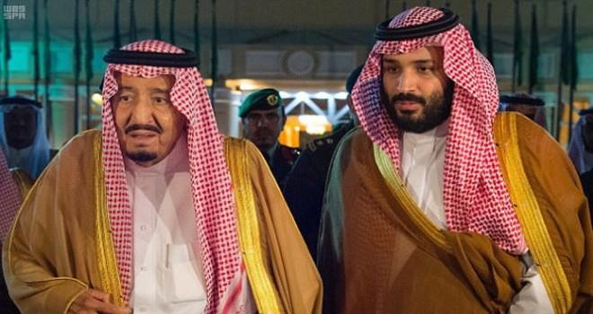 Raja Arab Saudi Salman. Foto : Reuters