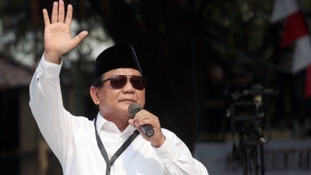 Prabowo Subianto. Foto : net