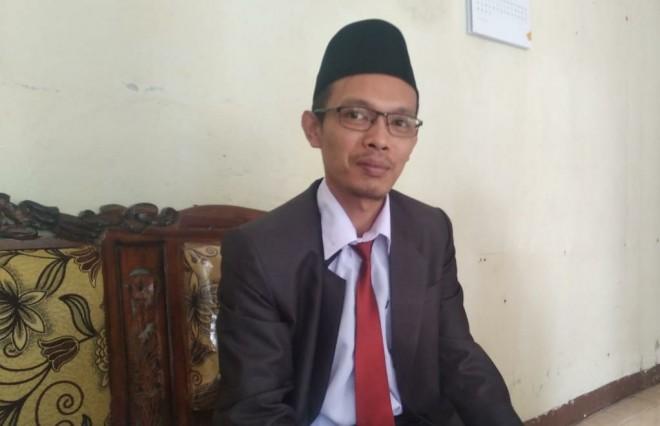 Ketua Bawaslu Kabupaten Merangin, Albert Trisman. Foto : Wiwin / Jambiupdate