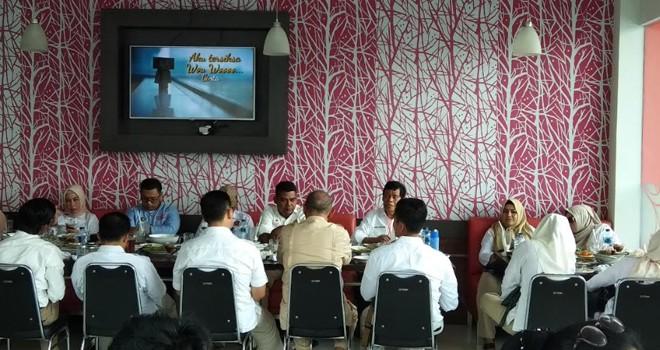 Murady Darmansyah, Caleg DPR RI dapil Jambi dari partai Gerindra. Foto : Ist