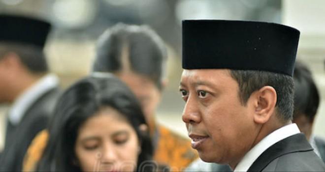 Ketua Umum PPP Romahurmuziy atau Rommy. Foto : JPNN