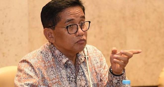 H Bakri, Ketua DPW PAN Provinsi Jambi. Foto : Ist