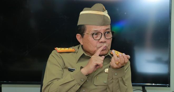 Gubernur Jambi, Fachrori Umar. Foto : Dok Jambiupdate