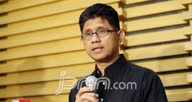 Wakil Ketua KPK Laode M Syarif. Foto: Ricardo/JPNN