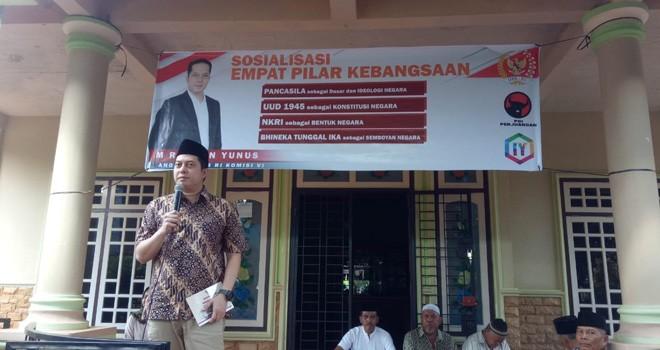 Anggota DPR dari Komisi VI Fraksi PDIP, Ihsan Yunus. Foto : Ist