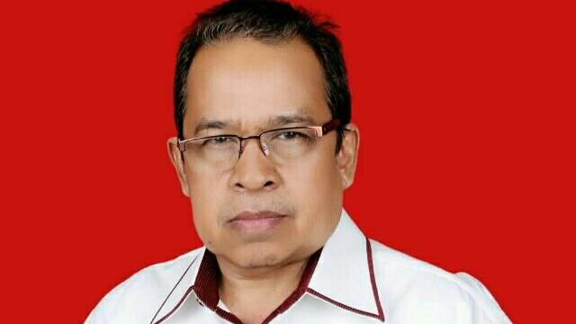 Sekretaris DPD Gerindra Provinsi Jambi Najamuddin