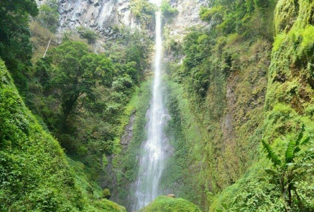 Air terjun Pancuran Rayo, Kerinci