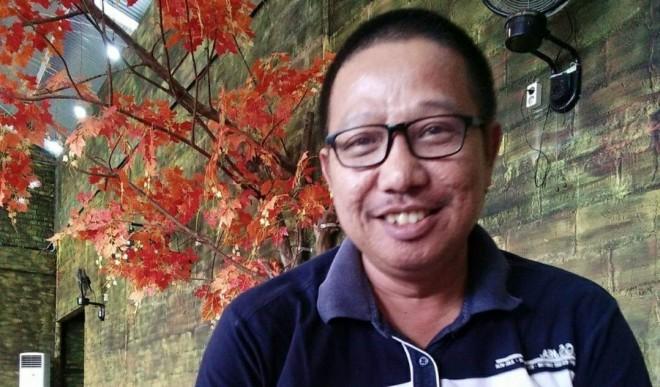 Mantan ketua DPC Partai Gerindra Kabupaten Batanghari Syahrial. Foto : Reza / Jambiupdate
