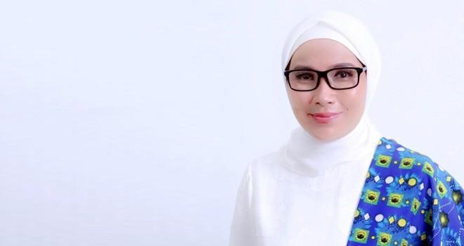 Nurfitria Farhana, calon legislatif (caleg) DPR RI dari Partai Berkarya. Foto : Ist