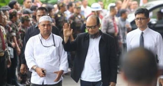 Penyidik KPK Novel Baswedan. Foto: Dok/INDOPOS