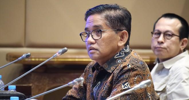 Anggota DPR RI 2 priode dari fraksi PAN H Bakri. Foto : Ist