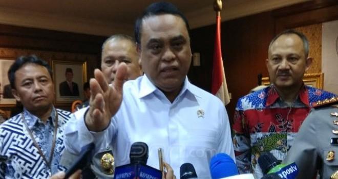 Menteri Pendayagunaan Aparatur Negara dan Reformasi Birokrasi (MenPAN-RB) Syafruddin. Foto : JPNN
