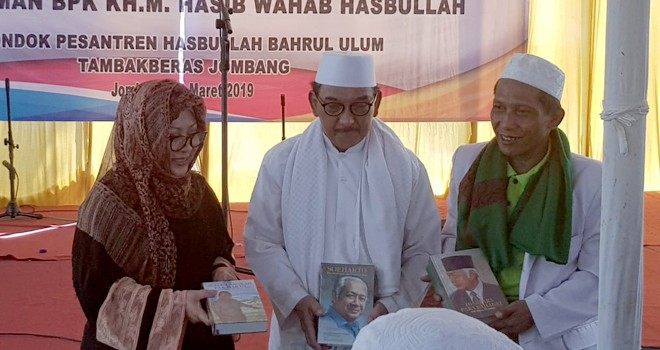 Tokoh wanita kharismatik, Siti Hardiyanti Rukmana, biasa dipanggil Mbak Tutut. Foto : Ist