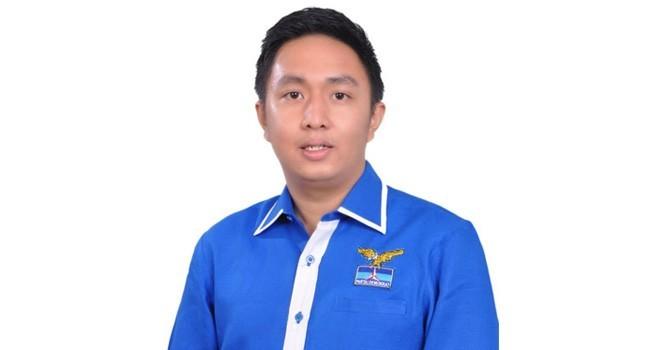 Ketua DPRD Kota Sungai Penuh Fikar Azami