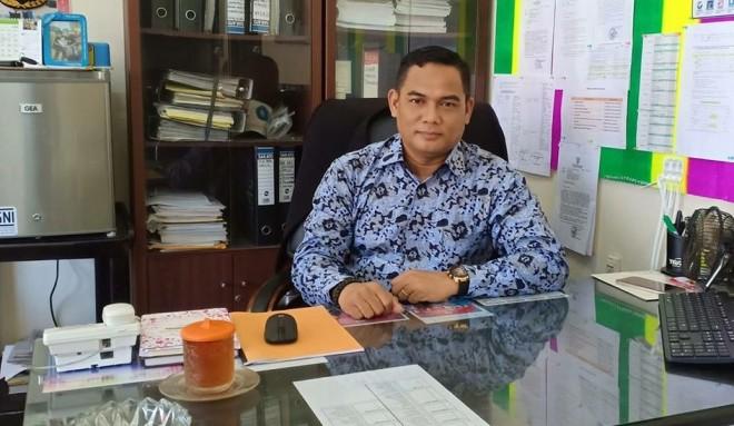 Abdul Rahim, Komisioner KPU Kota Jambi.