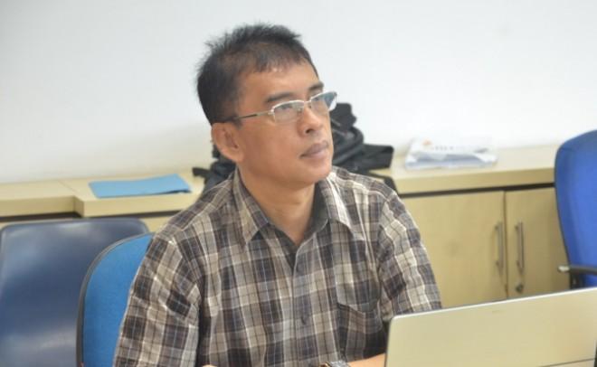 Pengamat pendidikan Provinsi Jambi Prof. Damris M,M.Sc, Ph,D. Foto : Ist