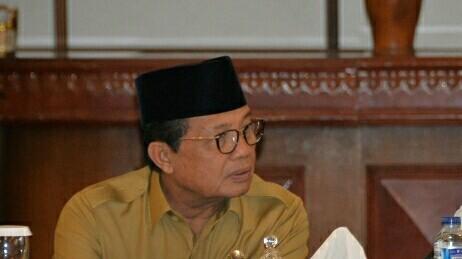 Gubernur Jambi Fachrori Umar. /Foto: dok.
