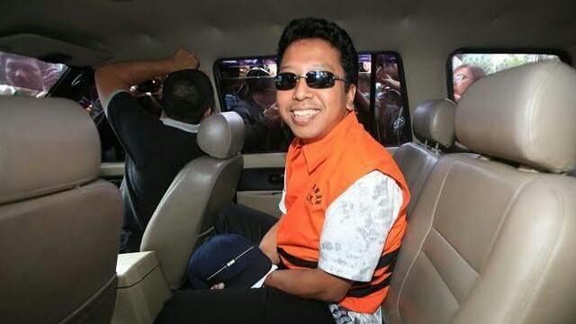 Mantan Ketua Umum PPP Romahurmuziy (Rommy) ditetapkan sebagai tersangka kasus dugaan suap jual-beli jabatan di lingkungan. (Issak Ramadhan/JawaPos.com)