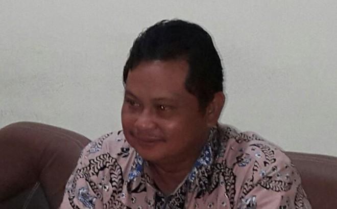 Kepala Dinas Ketahanan Pangan Provinsi Jambi Amir Hasbi