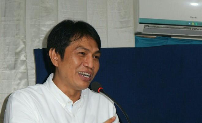 Sekda Muaro Jambi MHD.Fadhil Arief SE.