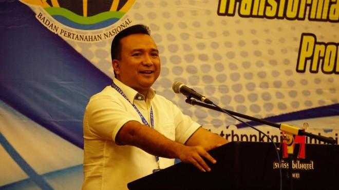 Direktur Kriminal Umum, AKBP Edi Faryadi.