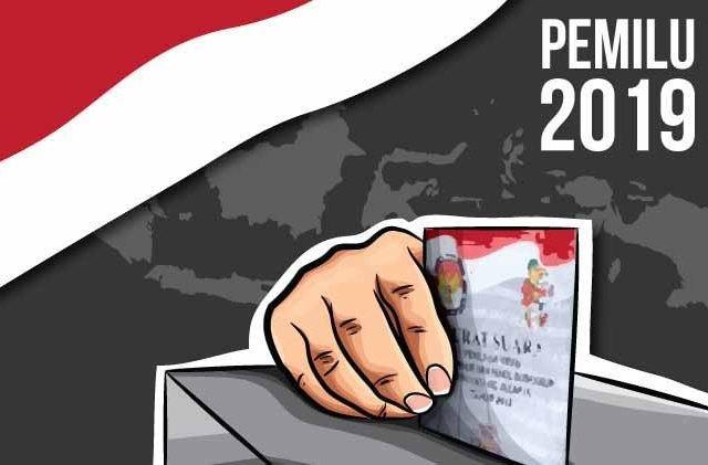 ILUSTRASI: Pemilu 2019 (Dok. JawaPos.com)