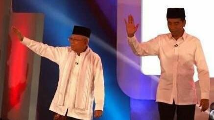 Ilustrasi :Jokowi-Maruf /dok.