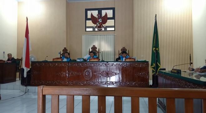 PTUN Jambi Kabulkan Gugatan Syaihu Cs