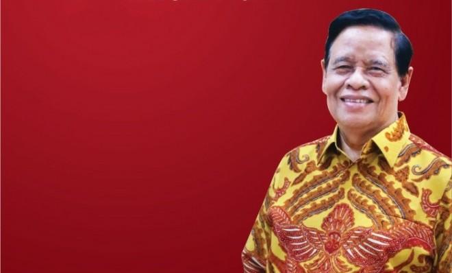 Murady Darmansyah, caleg DPR RI nomor urut tiga dari Partai Gerindra.