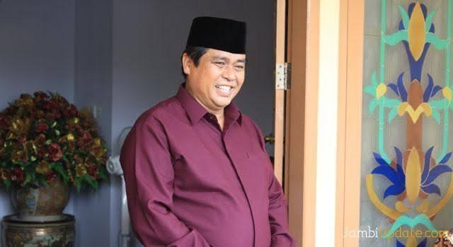 Mantan Gubernur Jambi, Hasan Basri Agus (HBA). Foto : Dok Jambiupdate