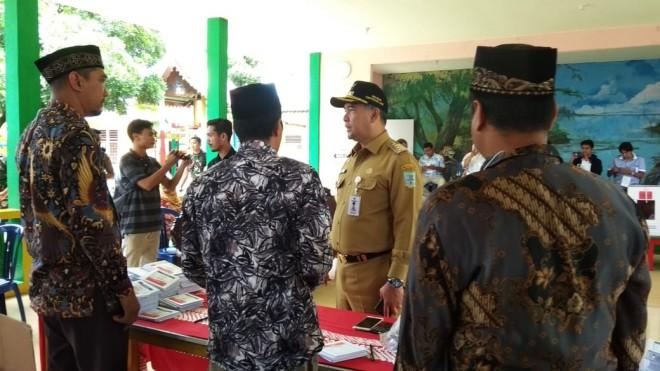 Wako Fasha Tinjau TPS 12 di Telanaipura. Foto : Ist