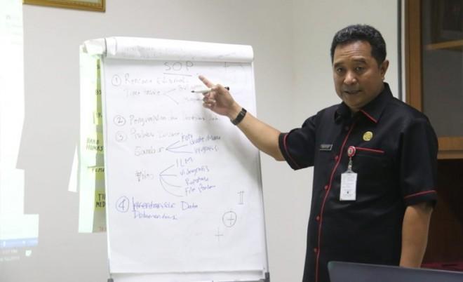 Kepala Pusat Penerangan Kementerian Dalam Negeri, Bahtiar.