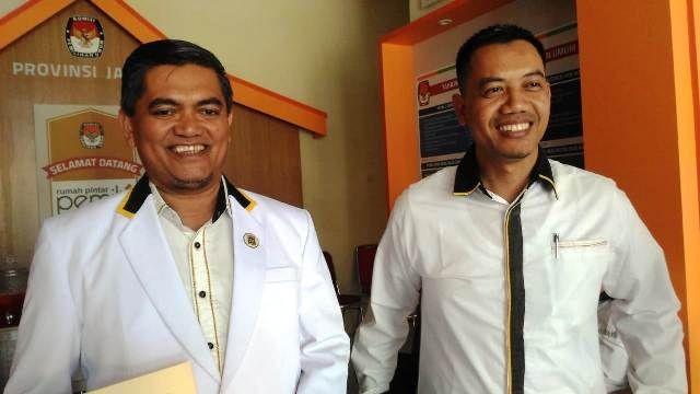 Rudi Wijaya dan Supriyanto