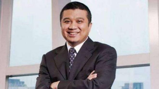 Ponakan Wapres Jusuf Kalla Erwin Aksa Mahmud.