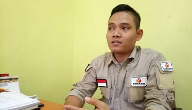 Ketua Bawaslu Batanghari, Indra Tritusian.