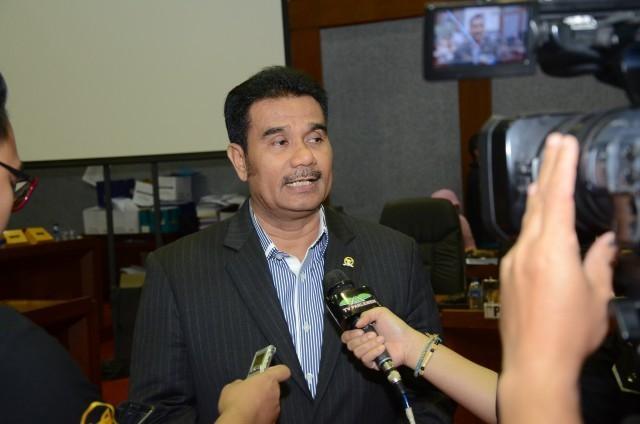 Pimpinan Komisi X DPR RI  Sutan Adil Hendra (SAH)