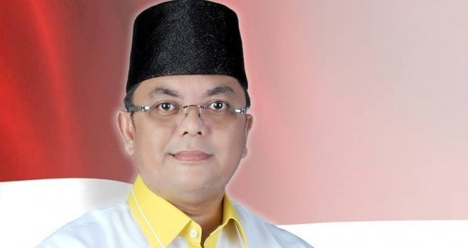 Mantan Cabup Muaro Jambi H Ivan Wirata (IW). Foto : Dok Jambiupdate
